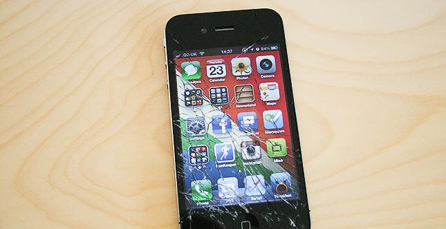 Apple verbannt Bitcoin, Besitzer zerstören iPhones