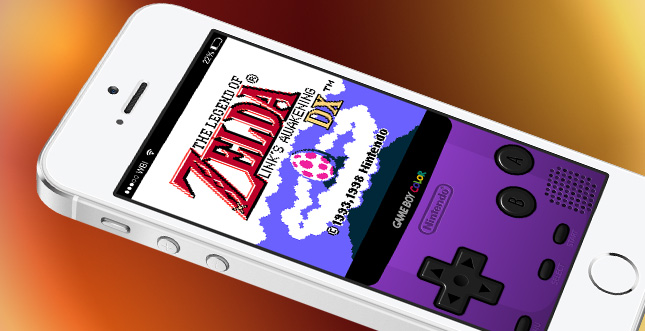GBA4iOS: Game Boy Advance Emulator 2.0 für iPhone