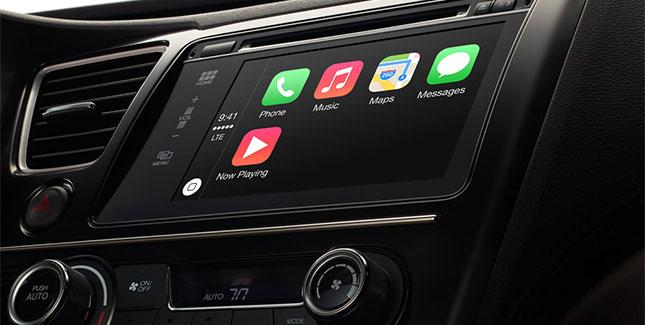 Apple CarPlay macht das Autofahren einen Hauch smarter