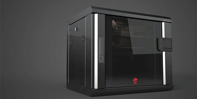 Fabmaker baut 3D Drucker für Schüler & Studenten