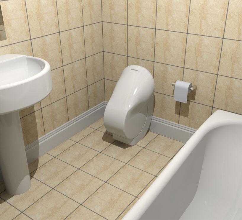 Lota-Toilette