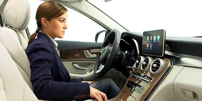 Apple CarPlay: Mercedes Benz macht es ausführlicher