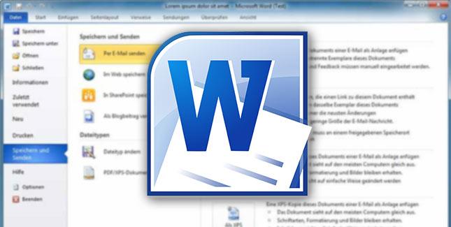 Lücke in Microsoft Word erlaubt Rechnerzugriff: Erster Fix