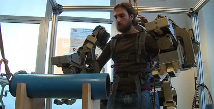 Roboter-Exoskelett