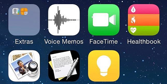 Frühe Screenshots von iOS 8 aufgetaucht