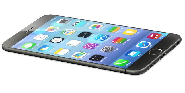 Es könnte der erste Blick auf das komplette iPhone 6 sein