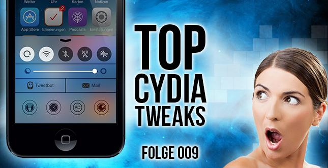 Top Cydia Tweaks für den iOS 7 Jailbreak: Folge 009