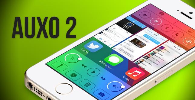 Auxo 2 für iOS 7 ist da! Must-Have für Jailbreak-Fans