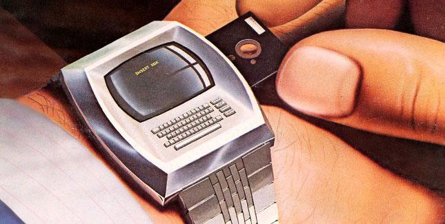 Zurück aus der Zukunft: Cover sagte Smartwatch voraus