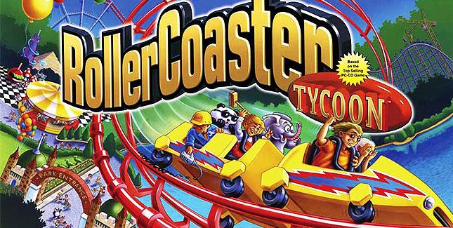 Atari bittet zur Kasse: RollerCoaster Tycoon 4 landet auf iOS