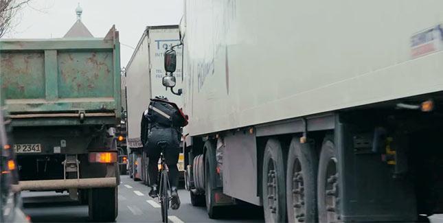 Johannes Schmid: Fahrradkurier ist man aus Leidenschaft