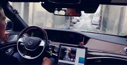 Mercedes-selbstfahrend