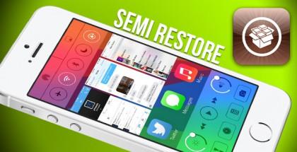 Semi-Restore-cover