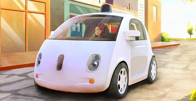 Würdet Ihr dieses selbstfahrende Google-Mobil benutzen?