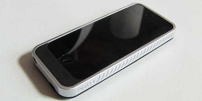 ibattz Akku Case für das iPhone 5s & 5 im Test