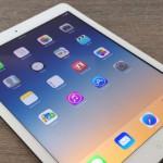 iPad Air 2 steht für den Oktober in den Startlöchern