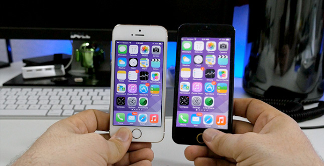 So sieht Apples iOS auf dem 4,7 Zoll iPhone 6 aus (Experiment)