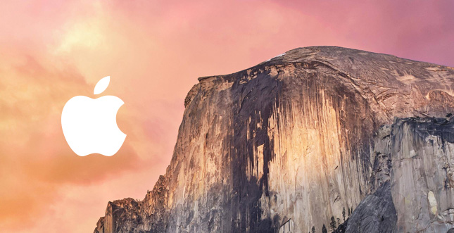 Download: Mac OS X Yosemite & iOS 8 Wallpaper