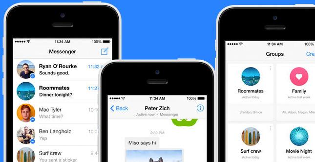 Facebook Messenger 6.0: Was ist neu?