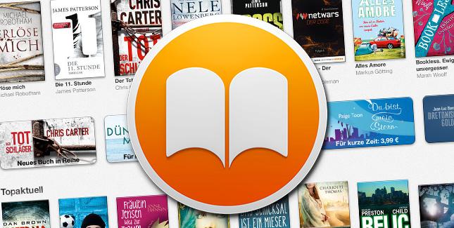 Apple verschenkt eBooks im iBook Store