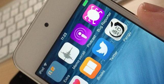 iOS 8 Beta 2: Anfällig für modifizierten Pangu Jailbreak