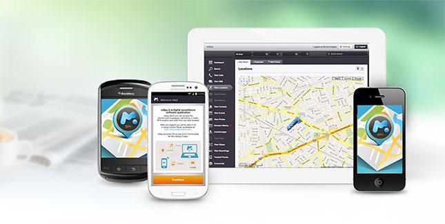 mSpy: Spionage-Programm für Smartphones & Tablets
