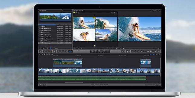 Da sind sie, die neuen MacBook Pro 2014 Modelle