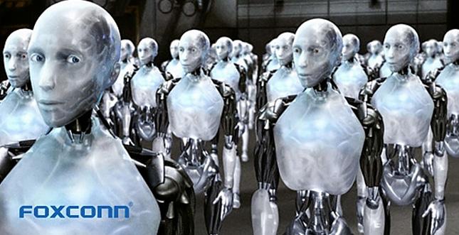 Roboter bauen bald Dein nächstes iPhone bei Foxconn
