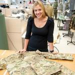 Die 3D-gedruckte Militäruniform kommt