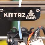 LulzBot KITTAZ: High-Performance 3D Drucker zum vergleichsweise kleinen Preis