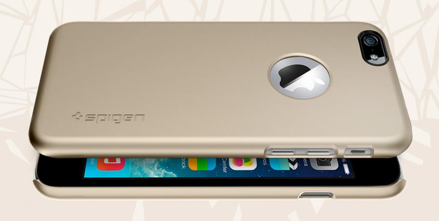 Spigen-iPhone-6-Case-gold