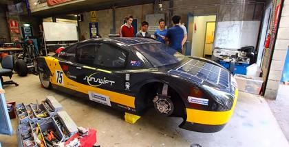 eVe-Elektroauto