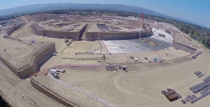Apple-Campus-2-Drone