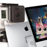 Angebote des Tages: GoPro, Speichermedien & Apple Hardware