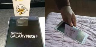 #Gapgate beim Galaxy Note 4: Nutzer beschweren sich