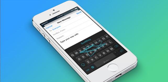SwiftKey: Weitere alternative iOS 8 Tastatur erschienen