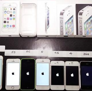 10 Generationen iPhone im Direktvergleich (Video)