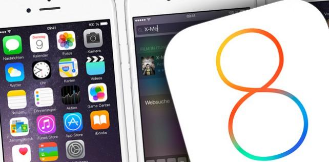 iOS 8 Probleme: Apps lassen sich nicht herunterladen