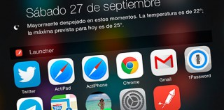 iOS 8 Widgets: Apple schmeißt Launcher App aus dem Store