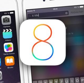 Das neue iOS 8 ist da: Download für iPhone & iPad