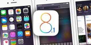 iOS 8.1: Die wichtigsten neuen Features im Überblick