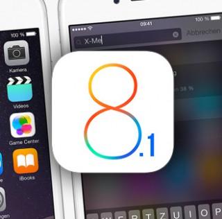 iOS 8.1 Beta 1 ist da: Download & die Neuerungen