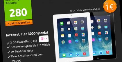 iPad-4-Datenflat-Angebot