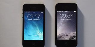 Vergleich: iOS 8.0.2 auf dem iPhone 4s langsamer als iOS 7.1.2?