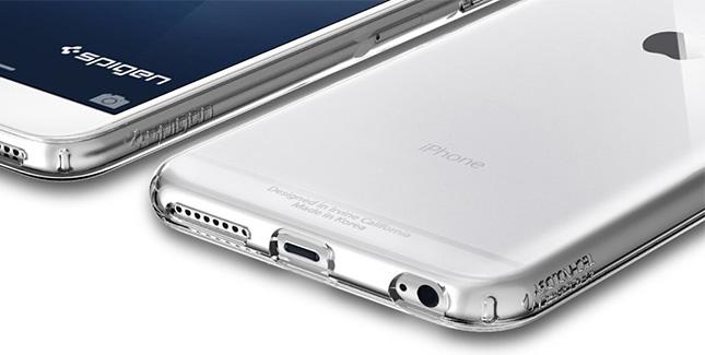 Die besten durchsichtigen iPhone 6 & 6 Plus Hüllen