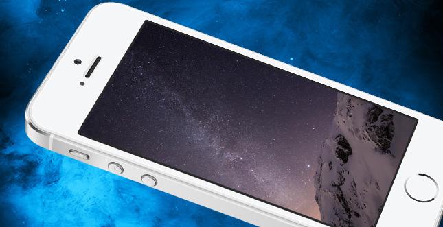 Download: Die neuen iOS 8 Wallpaper für das iPhone