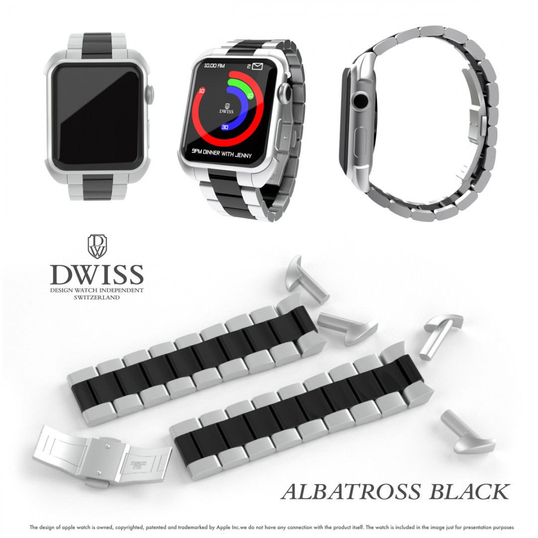 DWISS - Apple Watch Zubehör