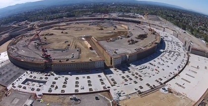Apple-Campus-2-Dronenflug2