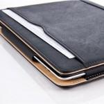 JimmyLizard-iPad-Air-Ledertasche
