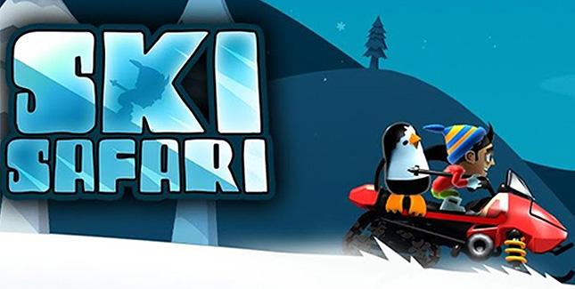 App Tipp: Ski Safari für iOS kostenlos abstauben